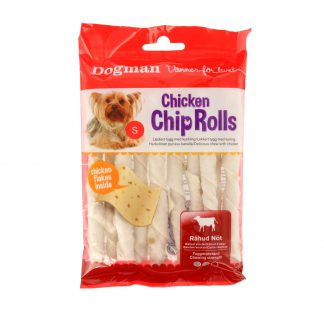 Chicken chip rolls small
