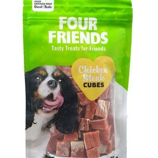 Four Friends Chicken Steak Cubes