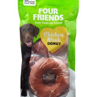 FourFriends Chicken Steak Donut 2-pack