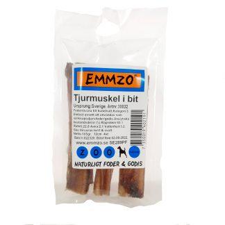 Emmzo tjurmuskel 4-pack 12 cm