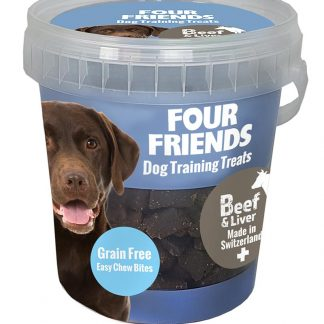 FourFriends Dog Training Treats Beef & Liver