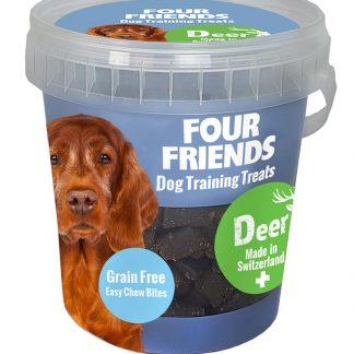 FourFriends Dog Training Treats Deer
