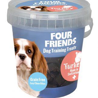FourFriends Dog Training Treats Turkey