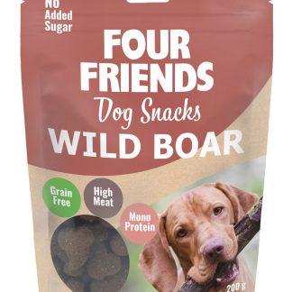 Four Friends Dog Snacks Wild Boar