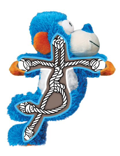 Kong Cross Knots Monkey